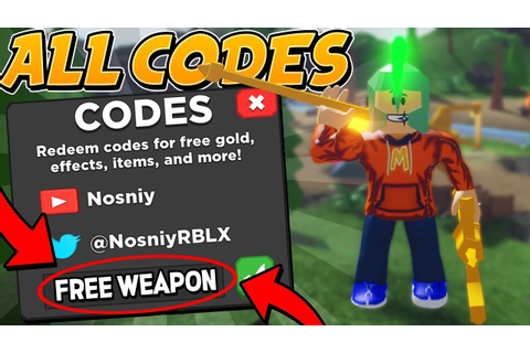 ALL FREE CODES in TREASURE QUEST! (New Roblox Dungeon Game ...