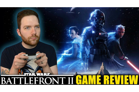 Star Wars: Battlefront II - Game Review - YouTube
