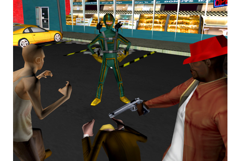 Kick-Ass Gameplay Screenshots Revealed