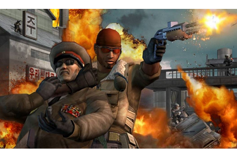 Mercenaries: Playground of Destruction - The Original ...