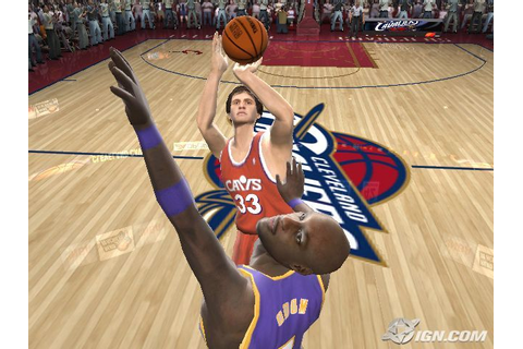 NBA Live 2005 PS2 ISO Download