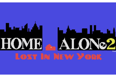 Download Home Alone 2: Lost in New York action for DOS ...