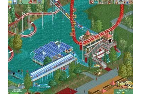 RollerCoaster Tycoon 2 Full Version | Download Free