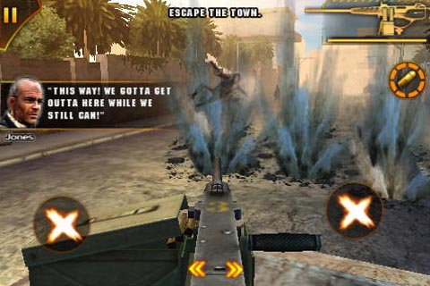 Modern Combat: Sandstorm | Articles | Pocket Gamer