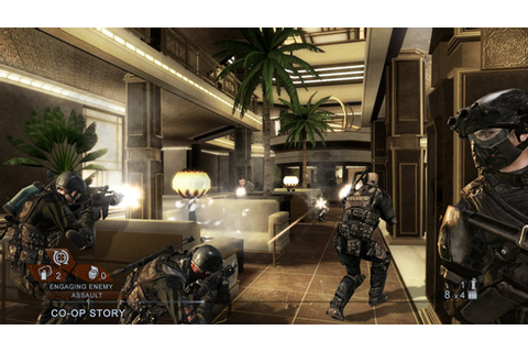 Tom Clancy's Rainbow Six® Vegas 2 Game | PS3 - PlayStation