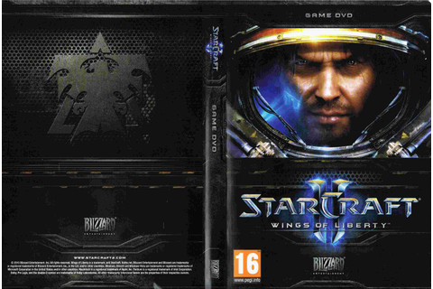 starcraft 2 wings of liberty 2010 pc games