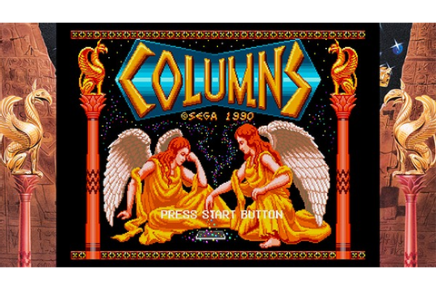 Sega Ages Columns II: The Voyage Through Time full details ...