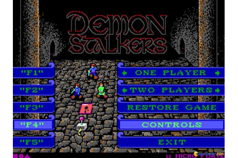 Demon Stalker download PC