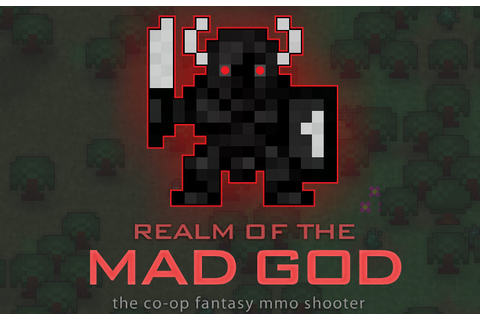 Primer blog : 5 Games Like Realm of the Mad God