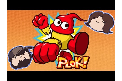 Plok - Game Grumps - YouTube