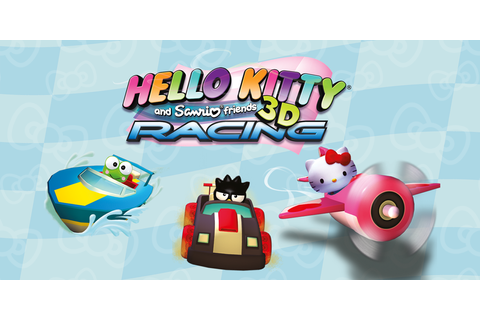 Hello Kitty & Sanrio Friends 3D Racing | Nintendo 3DS ...