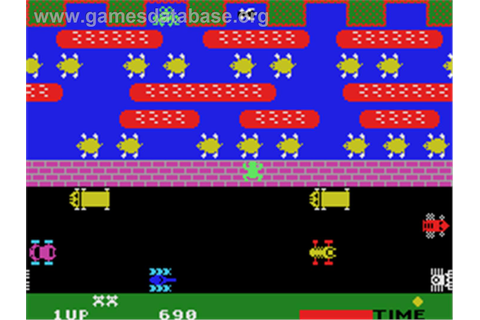 Frogger - Coleco Vision - Games Database
