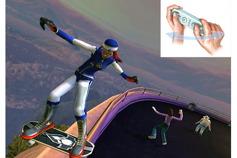 Tony Hawk's Downhill Jam (2006) by Toys for Bob Wii game