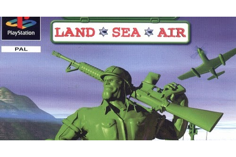 Army Men Land Sea Air [PAL]