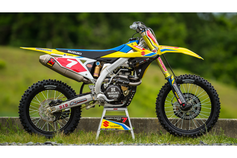 Dream Ride | 2018 Suzuki RM-Z450WS Test | TransWorld ...