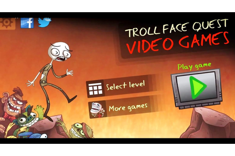 Troll Face Quest Video Games All POKEMON secrets IOS ...
