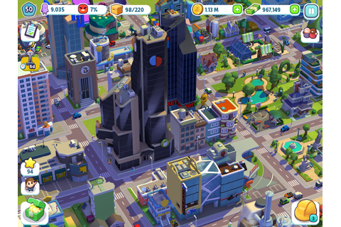 City Mania: Town Building Game - Android Apps on Google Play