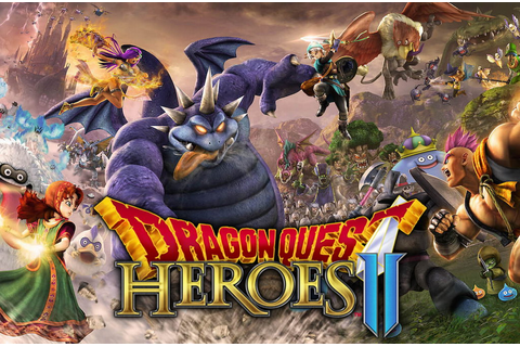 DRAGON QUEST HEROES II · The Best PC Games