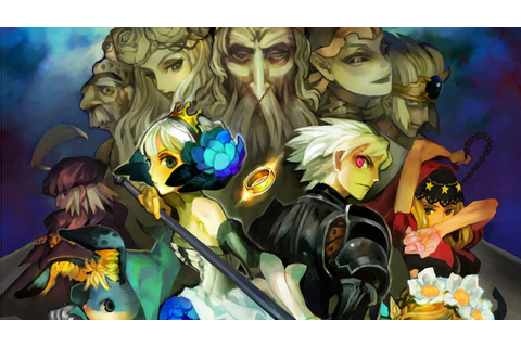 The Odin Sphere remaster includes two new game modes - VG247