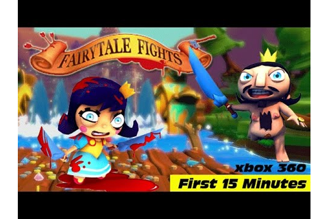 Fairytale Fights - The First 15 Minutes (Xbox 360) - YouTube