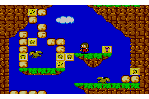 A Is For Alex Kidd ☆ #GamersUnite #Retrogaming | Games ...
