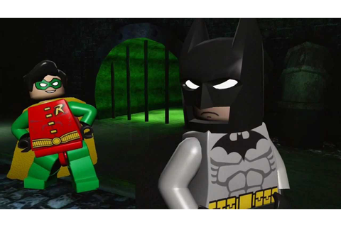 Official: Lego Batman HD video game trailer - Mac - YouTube