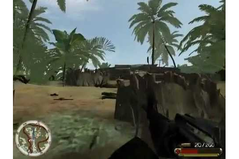 The Hell in Vietnam - PC Game - YouTube