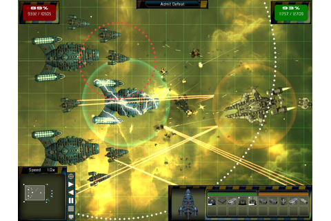 Gratuitous Space Battles (Mac) - Buy and download on ...