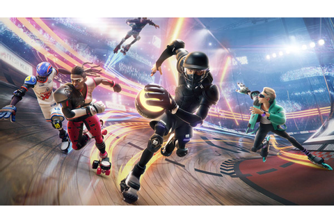 Ubisoft announces free-to-play team sports game Roller ...