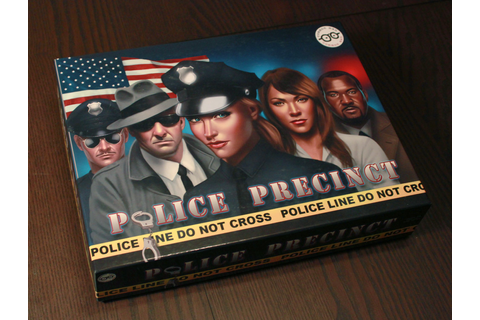 You're Under Arrest (A Review of Police Precinct)
