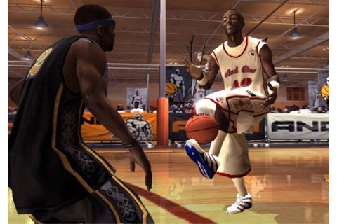 Player Roster for AND1 Streetball - GameZone