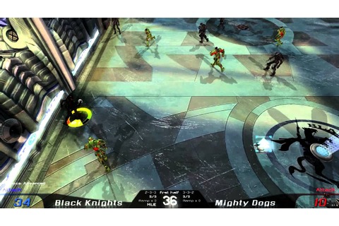 Speedball 2 Tournament [HD] Gameplay - YouTube