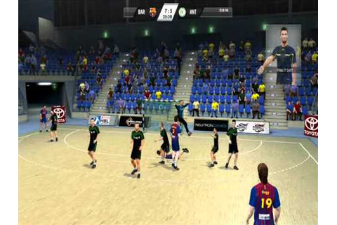 IHF Handball Challenge 12 full game - YouTube