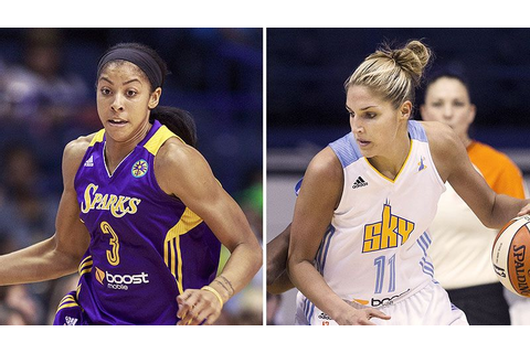Five things to look forward to in the WNBA All-Star Game