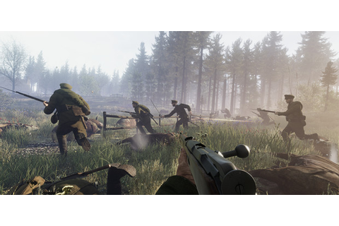 WW1 FPS Tannenberg announced | Rock Paper Shotgun
