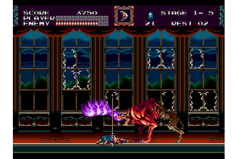 Super Adventures in Gaming: Castlevania: The New ...
