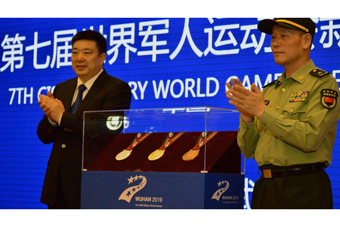 Military World Games' medals honor fighting, hardworking ...