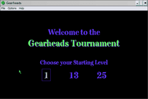 Download Gearheads (Mac) - My Abandonware