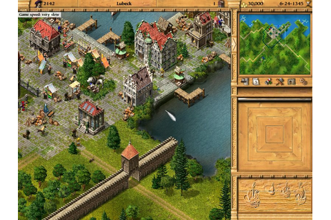 Patrician 2: Quest for Power simulation for Windows XP/98 ...