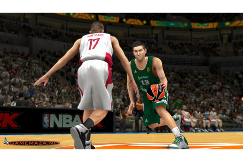 NBA 2K14 Free Download - Game Maza