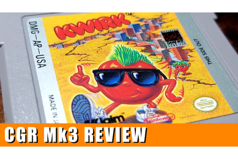 Classic Game Room - KWIRK review for Game Boy - YouTube