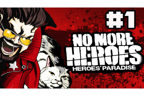 Matt Plays No More Heroes: Heroes' Paradise (Part 1) - YouTube