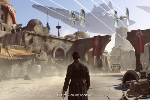 Don't expect news on Visceral's Star Wars game at E3 - Polygon