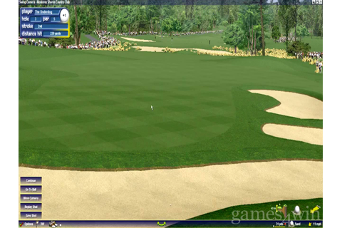 PGA Championship Golf 2000 Download - Games4Win
