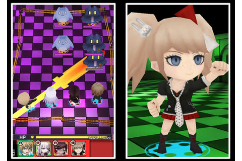 Danganronpa Unlimited Battle brings tap-heavy havoc to iOS ...