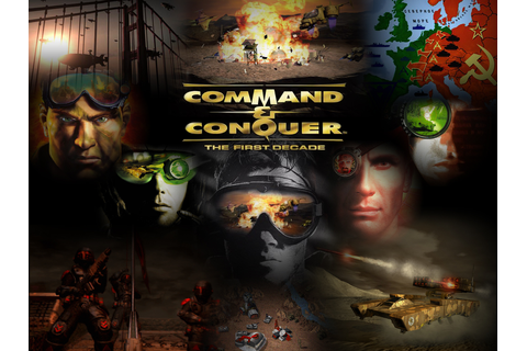 Dream Games: Command & Conquer First Decade