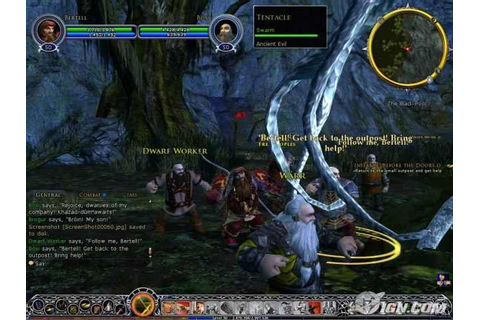 Lord of the Rings Online Mines of Moria Download Free Full ...