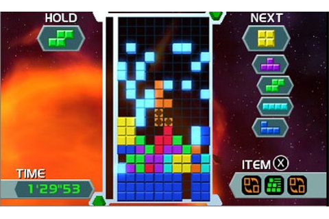 Review: Tetris Axis (3DS) - Digitally Downloaded