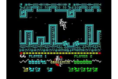 Crosswize Walkthrough, ZX Spectrum - YouTube