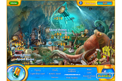 Fishdom H2O Hidden Odyssey Free Download - Ocean Of Games